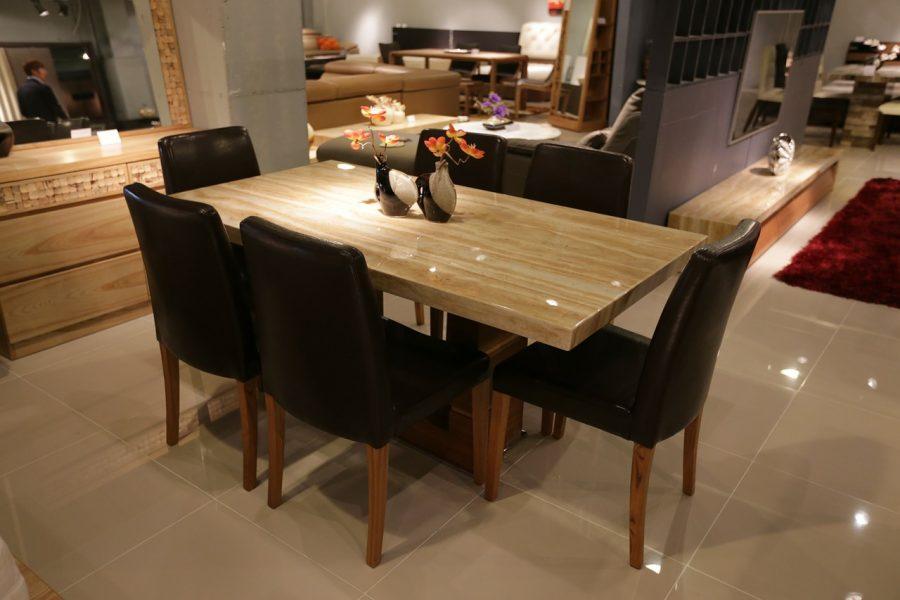 Dekoracja stołu na co dzień