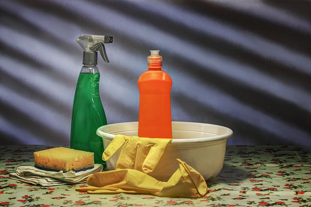 Odkamieniacz do pralki i środek do czyszczenia piekarników